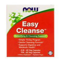 Easy Cleanse (Изи Клинз) 2 банки по 60 капсул.