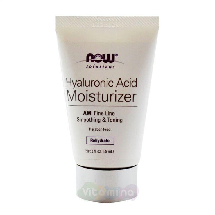 Hyaluronic Acid Moisturizer  - Увлажняющий крем с гиалуроновой кислотой (дневной) 58 г
