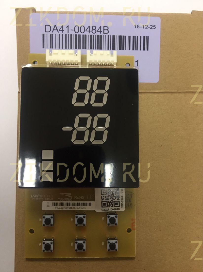 Дисплей холодильника Samsung DA41-00484B