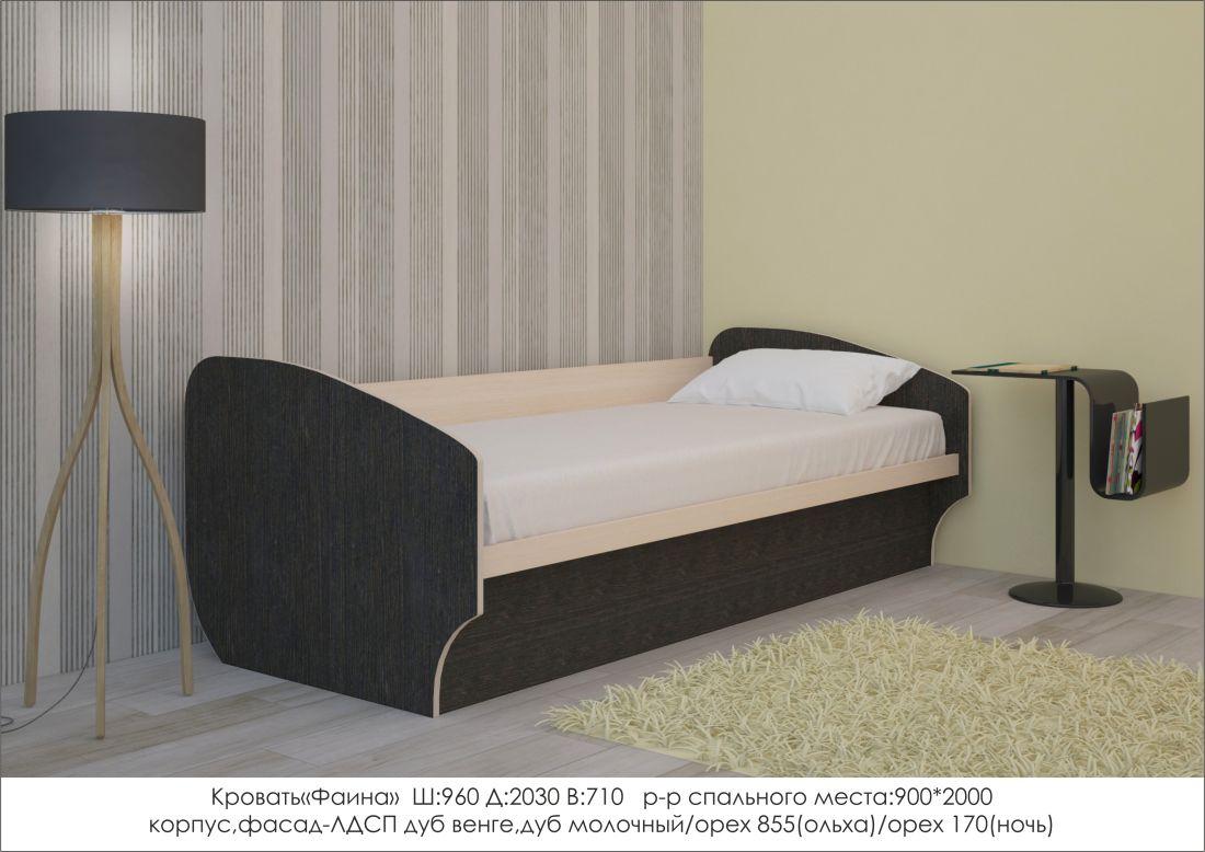 """Кровать """"Фаина"""""""