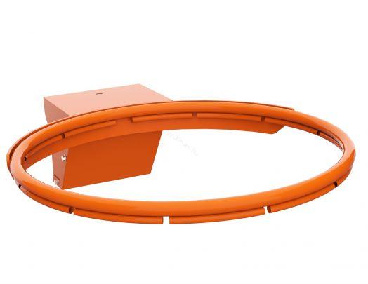 Кольцо баскетбольное ZSO № 7 амортизационное (120х100)