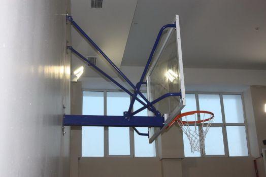 Ферма для баскетбольного щита, вынос 1800 мм