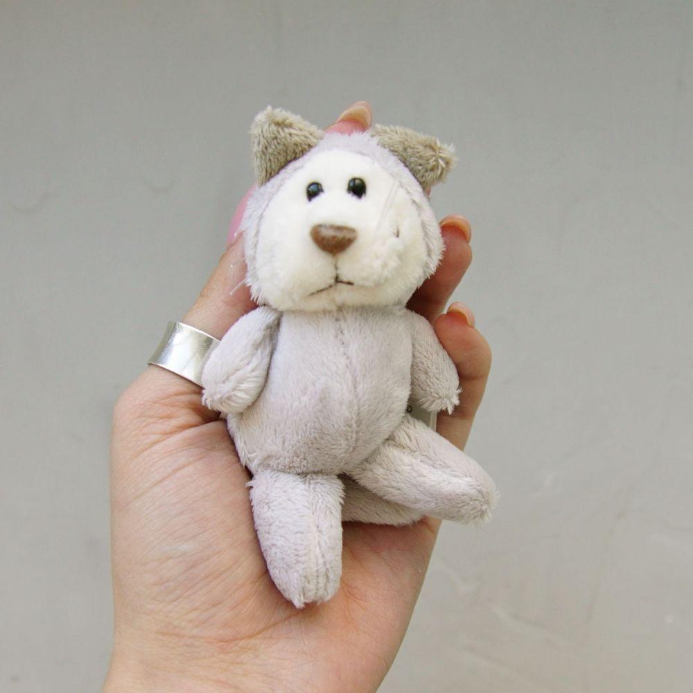 Аксессуар для куклы Nici, серый котик