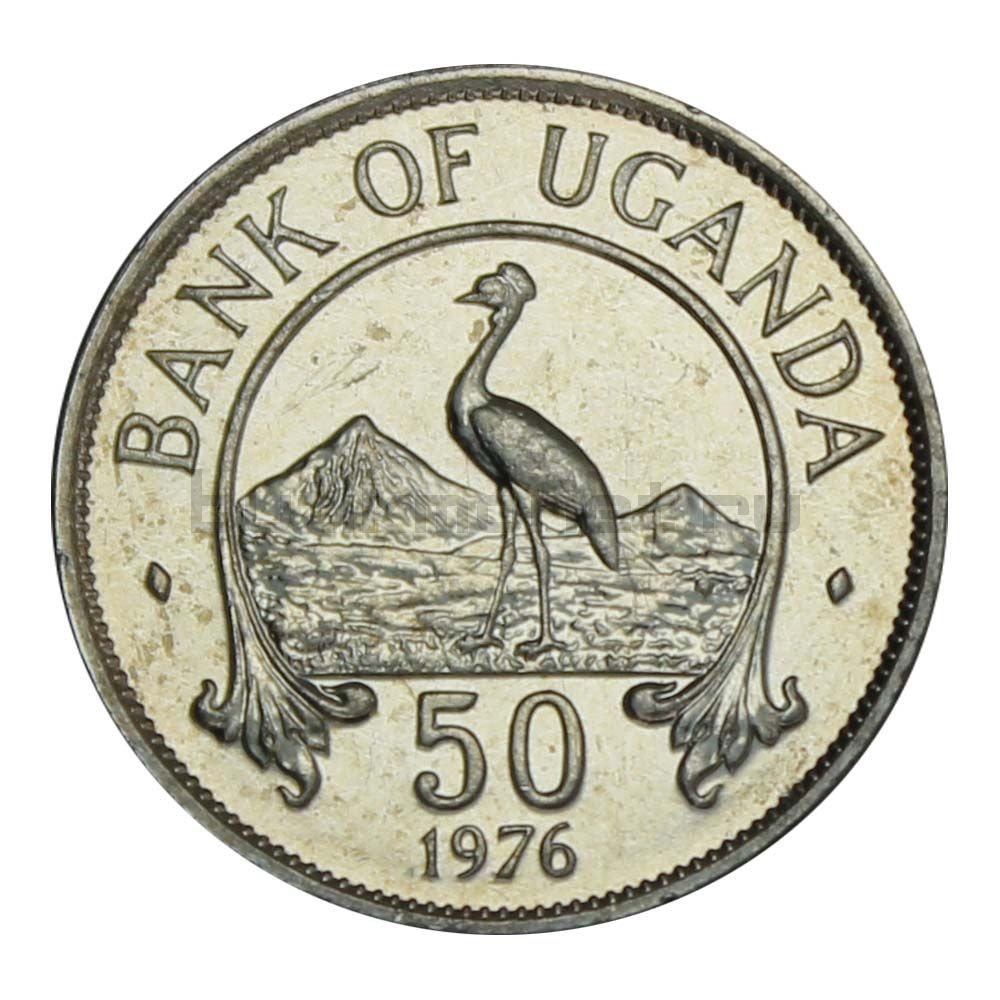50 центов 1976 Уганда