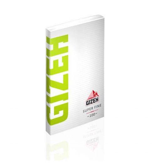 Сигаретная бумага Gizeh Super Fine (магнит)