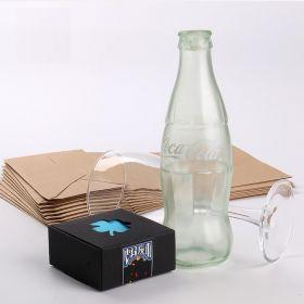 Исчезновение бутылки Coca-Cola (латекс) +gimmck+бокал  Vanishing Coke Bottle - Empty