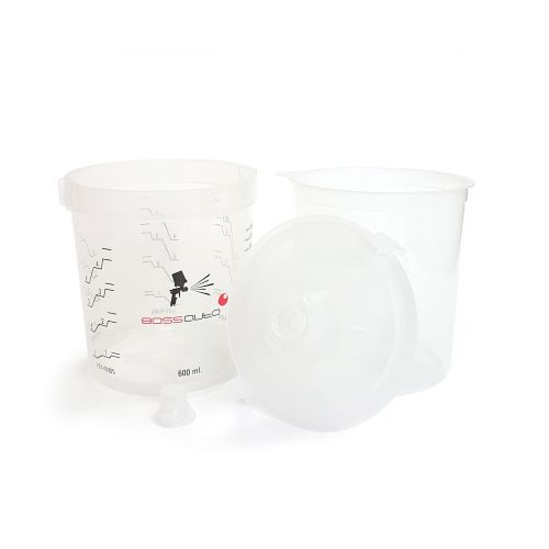 Набор BPS 600мл 125 мкм