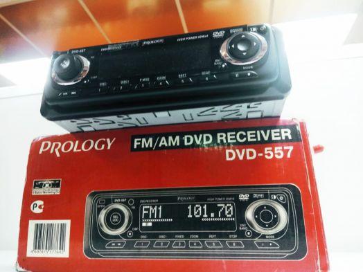 Автомобильная магнитола FM/CB DVD ресивер DVD - 557