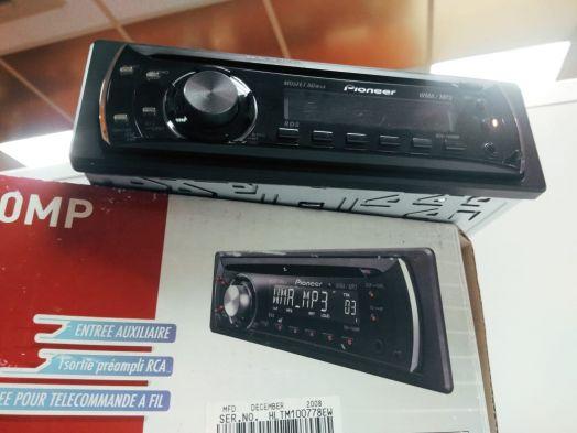 Автомобильный CD RDS приемник DEH - 1100МР