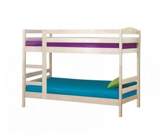 Детская двухъярусная кровать Массив (трансформер)