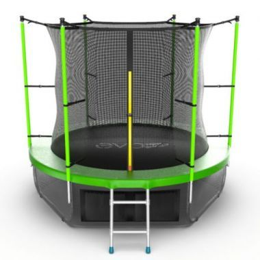 EVO JUMP Internal 8ft (Green) + Lower net