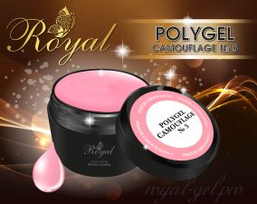 ACRYL GEL CAMOUFLAGE №05 ROYAL 30 мл