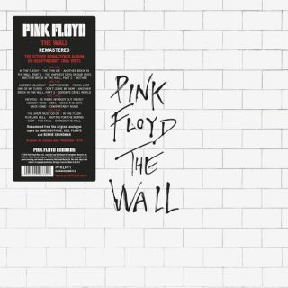 PINK FLOYD  The Wall (2LP) 1979 (2016)