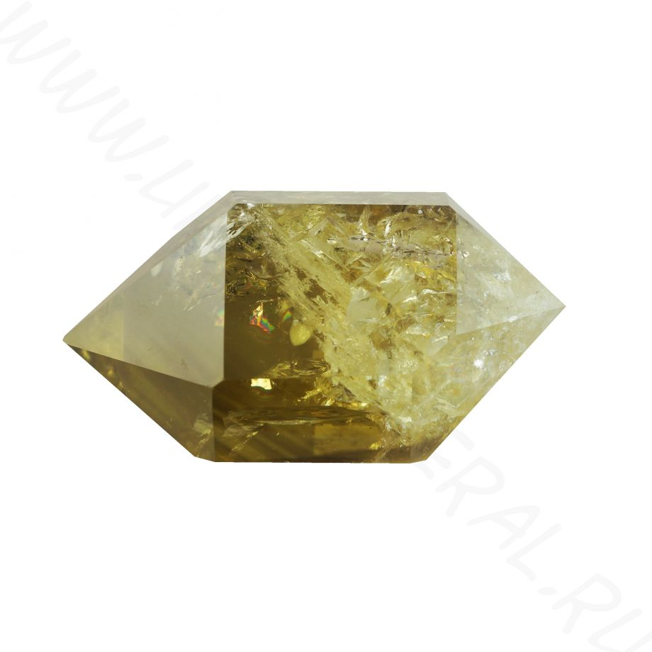 Кристалл цитрина