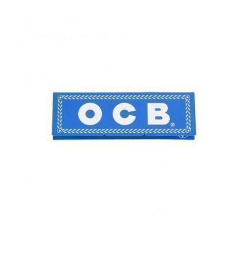 Сигаретная бумага OCB Blue
