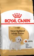 Royal Canin Westie Adult Корм для собак породы вест-хайленд-уайт-терьер (1,5 кг)