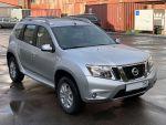 Прокат Nissan Terrano 2019 4x4 Максимальная комплектация в Москве с доставкой.