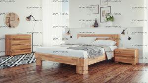 Кровать Мальмо Массив DreamLine