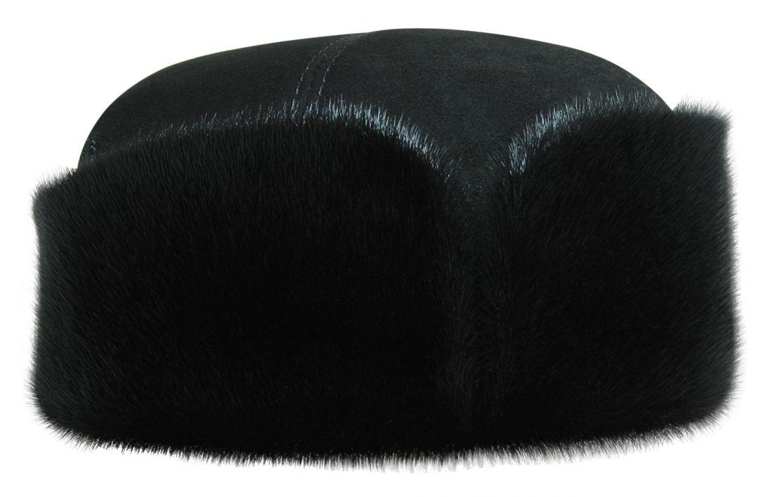 Боярка Велюр черный 0450