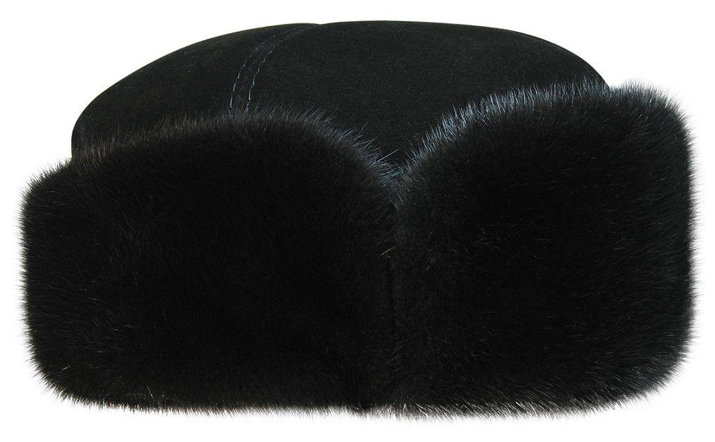 Боярка Велюр черный 0460