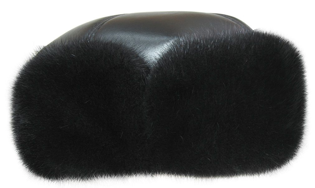 Боярка Наппа черная 0460