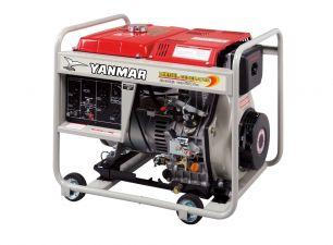 Дизельный генератор Yanmar YDG 6600 ТN-5EB