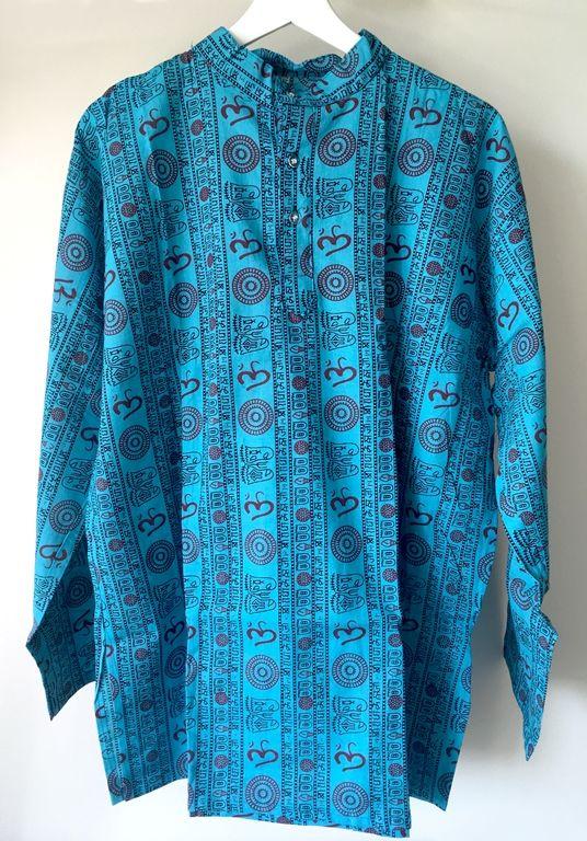 Мужские индийские рубашки Super OM (Москва)