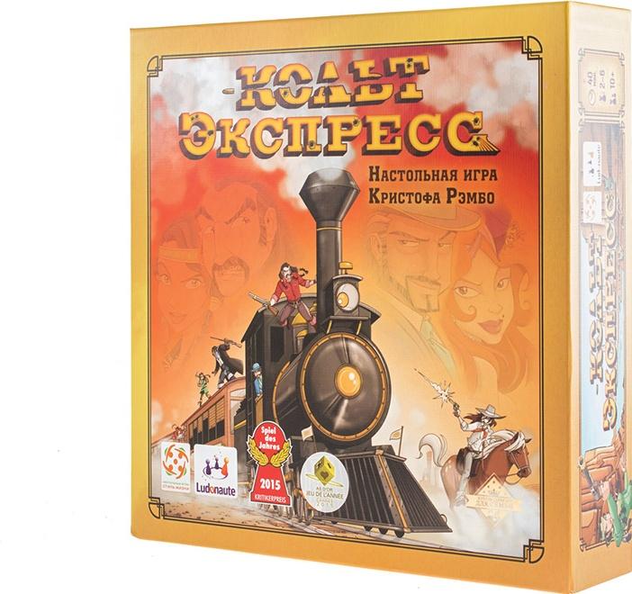 Кольт Экспресс / Colt Express