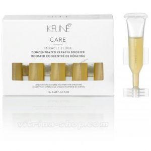 KEUNE Concentrated Keratin Booster / Концентрированный кератиновый бустер, 15х2 мл.