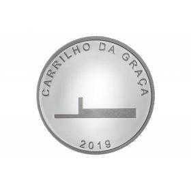 "Жуан Луис Каррильо да Граса 7,5 евро Португалия 2019 Серия ""Архитекторы Португалии"""