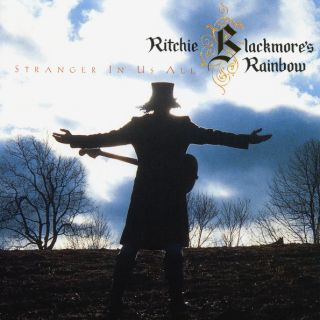 RITCHIE BLACKMORE'S RAINBOW Stranger IN Us All  1995 (2018) (2LP)