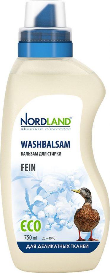 Nordland Fein Бальзам для стирки деликатных тканей, 750 мл