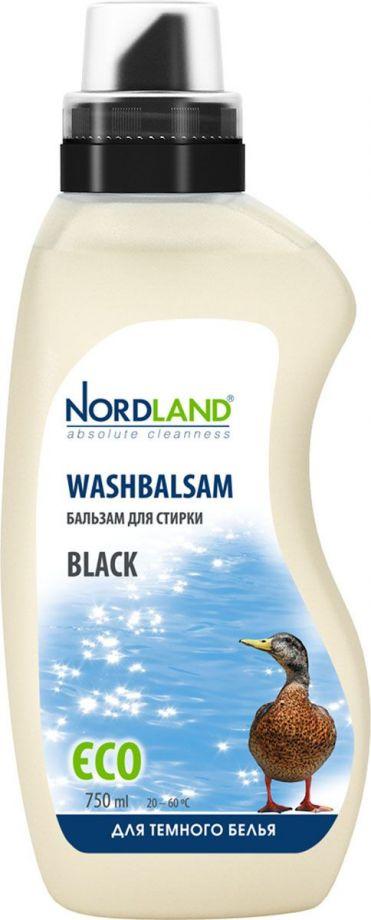 Nordland Dark Бальзам для стирки темного белья, 750 мл