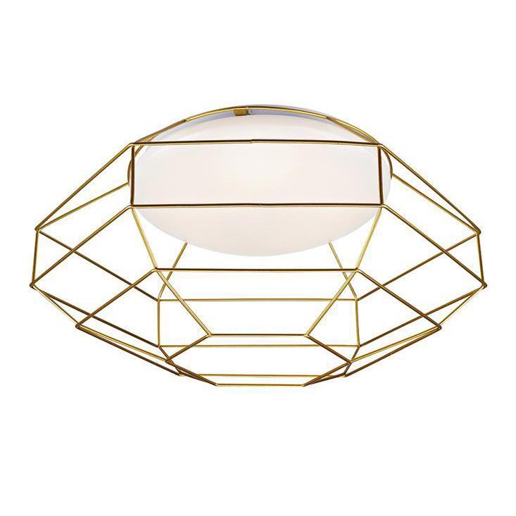 Потолочный светодиодный светильник Markslojd Nest 106828