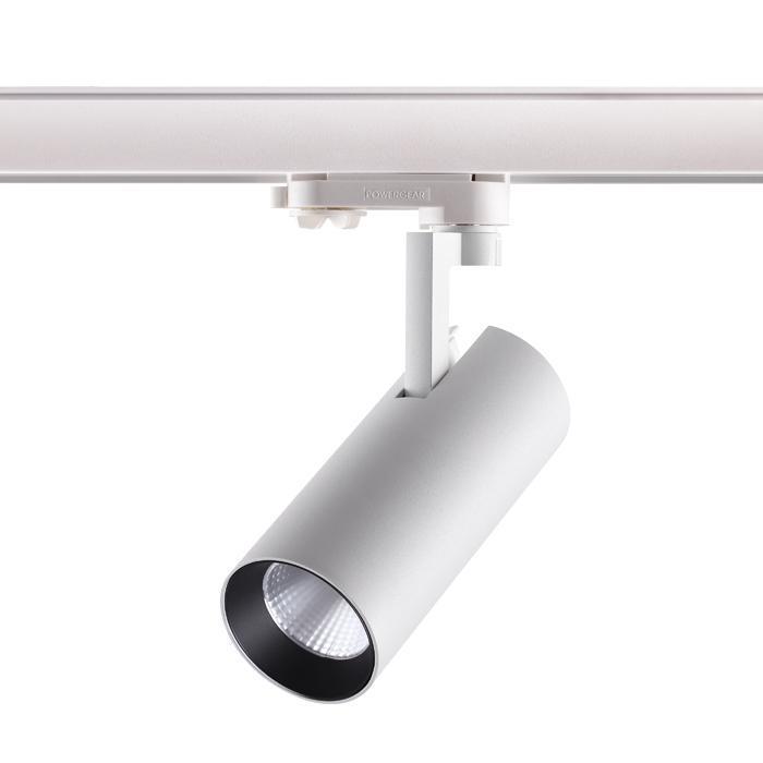 Трековый светодиодный светильник Novotech Helix 358255