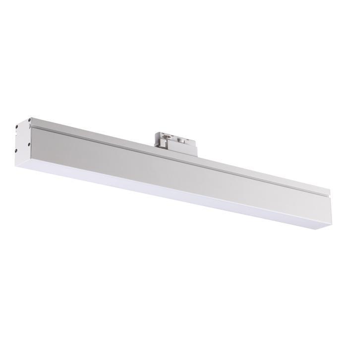 Трековый светодиодный светильник Novotech Iter 358185