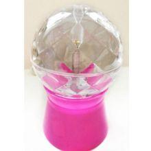 LED-светильник Мини-шар, 15 см, Тёмно-розовый