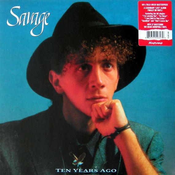 SAVAGE  Ten Years Ago 1987 (2014)
