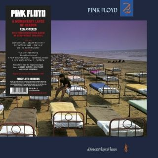 PINK FLOYD  A Momentary Lapse Of Reason 1987 (2017)