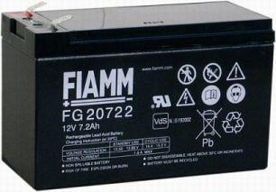 Аккумулятор FIAMM FG 20722