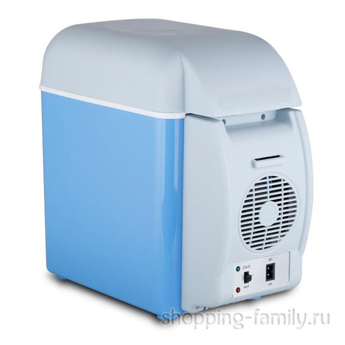 Автомобильный холодильник/нагреватель - 7,5 л