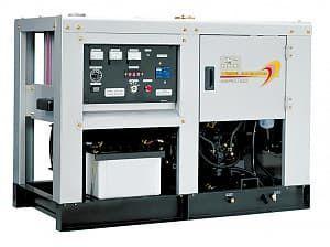 Дизельный генератор Yanmar YEG 400 DTHC-5B