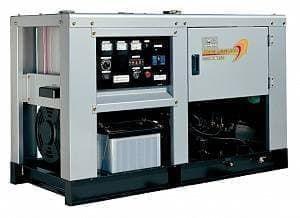 Дизельный генератор Yanmar YEG 500 DTHC-5B