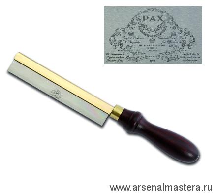 Пила столярная обушковая Pax Razor Saw 152мм (6дюйм) 40tpi толщина 0.25 мм Thomas Flinn М00005134