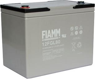 Аккумулятор FIAMM 12FGL80