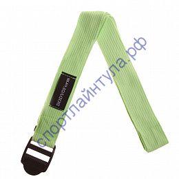 Ремень для йоги BF-YS01 зеленый