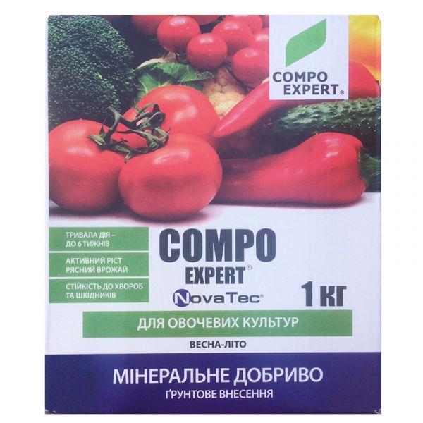 COMPO EXPERT NovaTec для овощных культур (1 кг)