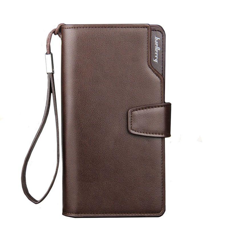 Мужское Портмоне  Baellerry Business (Байлери Бизнес), цвет коричневый