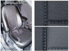 Чехлы сидений, ЛИС, цвета на выбор, кузов Седан