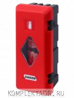 Пенал для огнетушителя daken adamant 82020, 6-9 кг